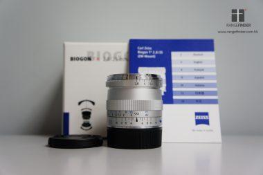 Zeiss ZM Lenses | RANGEFINDER com hk - Leica - 宏觀攝影器材公司