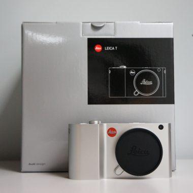 Leica T Typ 701 – Silver