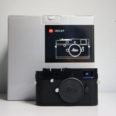 Leica M-P (Typ 240) – Black