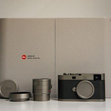 Leica M Edition 'LEICA 60' M 60 – Limited Edition