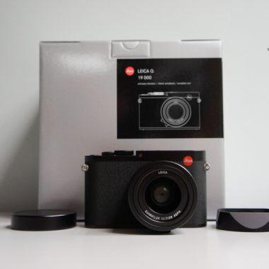 Leica Q Typ 116 – Black