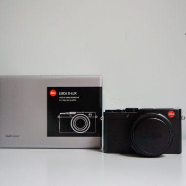 Leica D-Lux Typ 109 (Black)