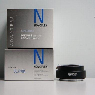 Novoflex SL/NIK AF Adaptor