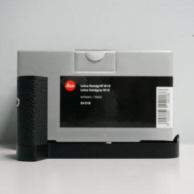 Leica M10 Handgrip – Black